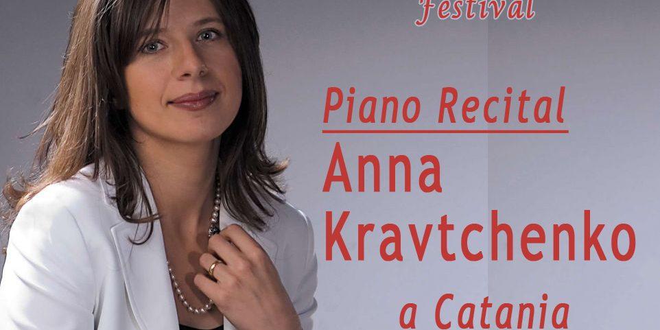 Piano Recital Anna Kravtchenko  Note International Festival